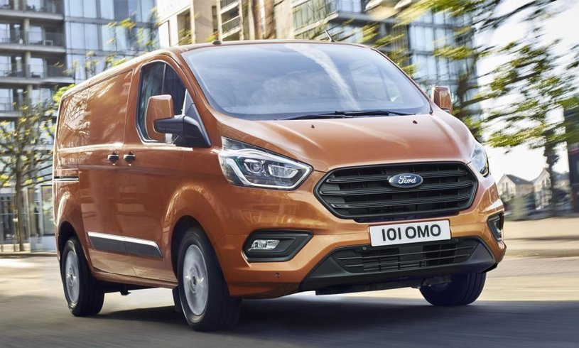 Ford Transit Custom >> Ford Transit Custom 2 0 Tdci 105ps Low Roof Van