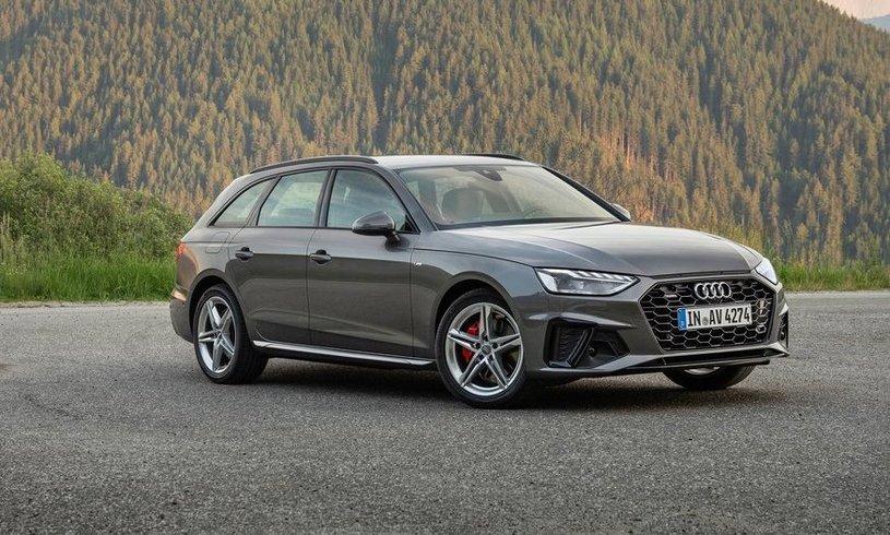 Audi A4 35 Tfsi Black Edition 5dr S Tronic Comfort Sound