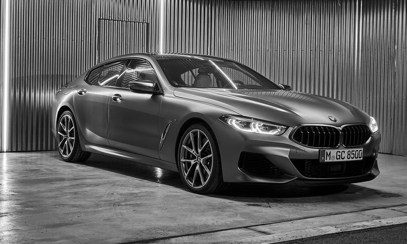BMW 8 Series Diesel Gran Coupe 840d xDrive 4dr Auto [Ultimate Pack]