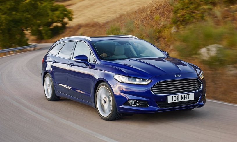 Ford Mondeo Estate 1.5 EcoBoost 165 ST-Line Edition [Lux] 5dr