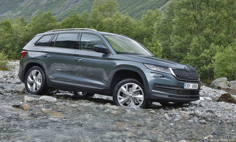 Skoda Kodiaq Estate 1.5 TSI Edition 5dr