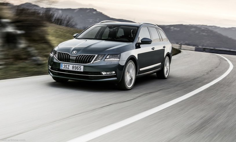 Skoda Octavia Estate 2.0 TSI 245 vRS 5dr DSG [Black Pack]