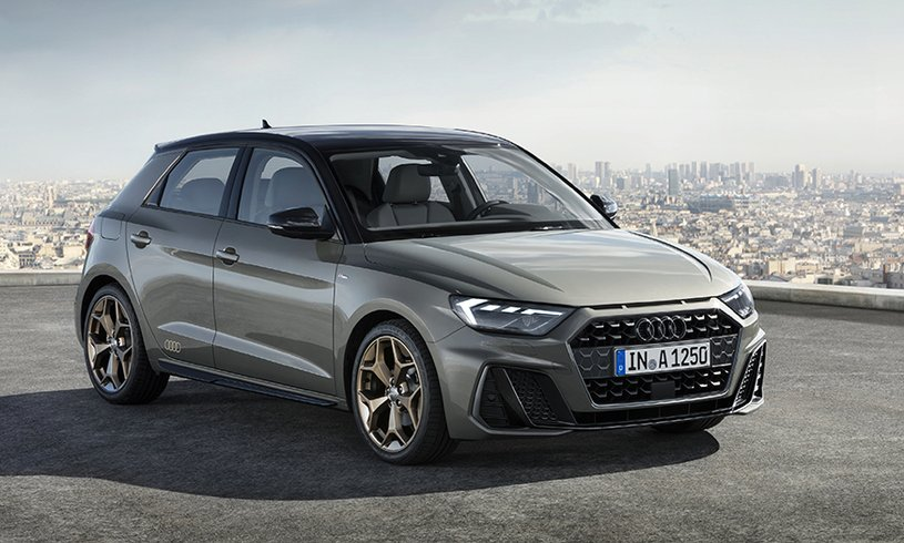 Audi Hire Purchase >> Audi A1 25 TFSI Technik 5dr S Tronic