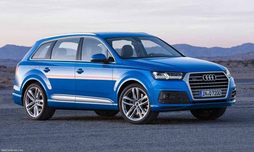 Audi Q5 Lease >> New Audi Q7 For Sale - Order Online | Nationwide Cars