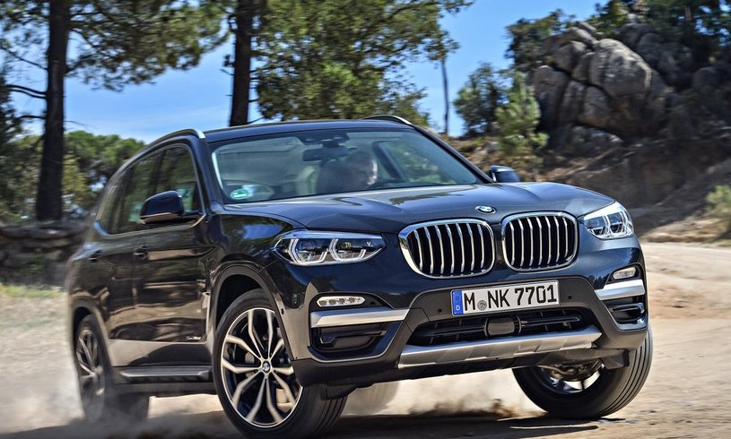 Image result for BMW's X3 xDrive20i M Sport