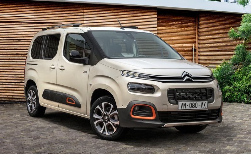 New Citroen Berlingo