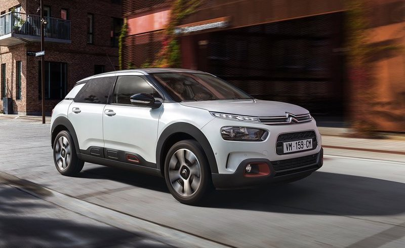 Citroen C4 Cactus Diesel Hatchback 1.5 BlueHDi [120] Flair EAT6 5dr