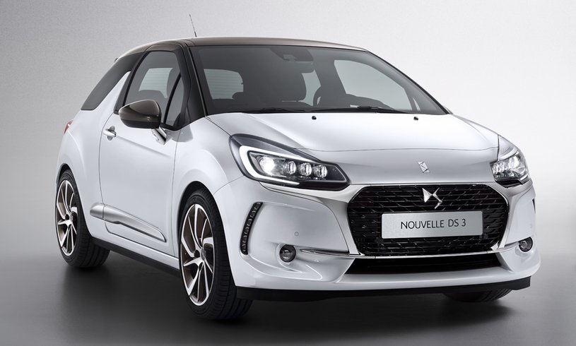 New Citroen DS 3