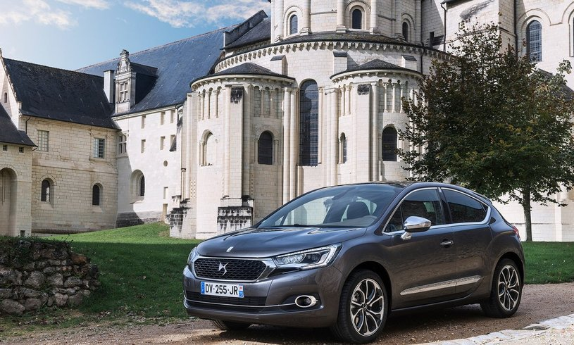 New Citroen DS 4