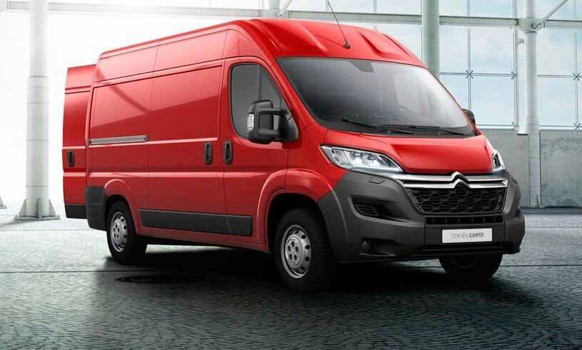 New Citroen Relay