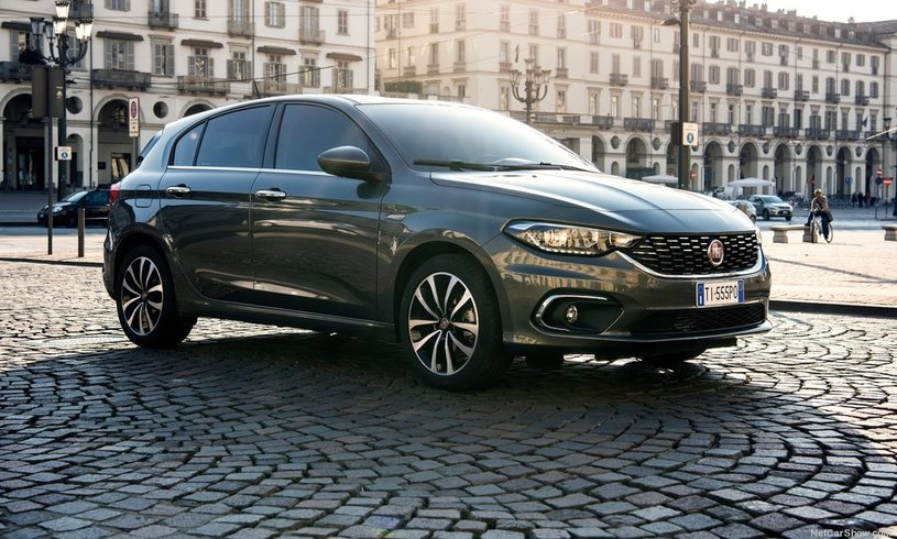 New Fiat Tipo