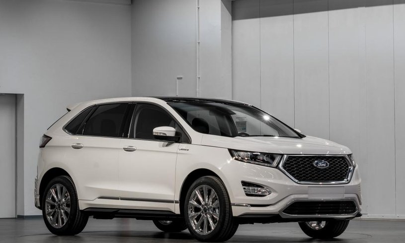 Cheap Ford Edge Vignale
