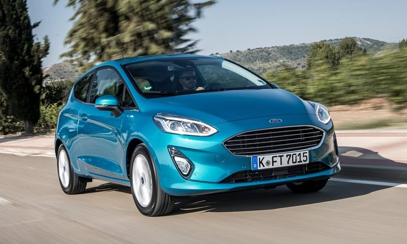New Ford Fiesta