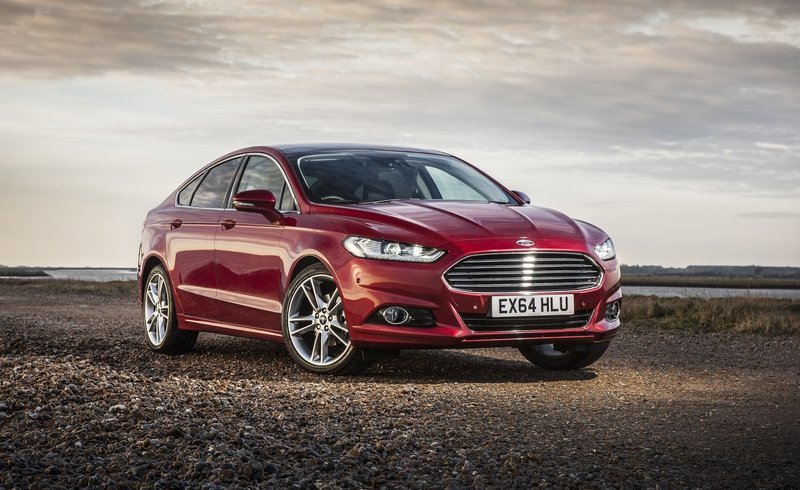 Ford Mondeo Deals