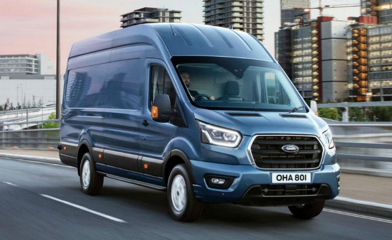 Ford Transit Deals