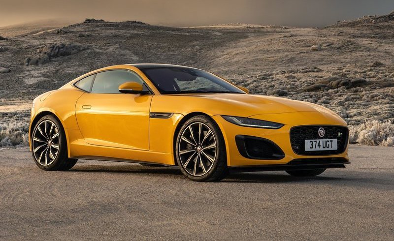 New Jaguar F-Type