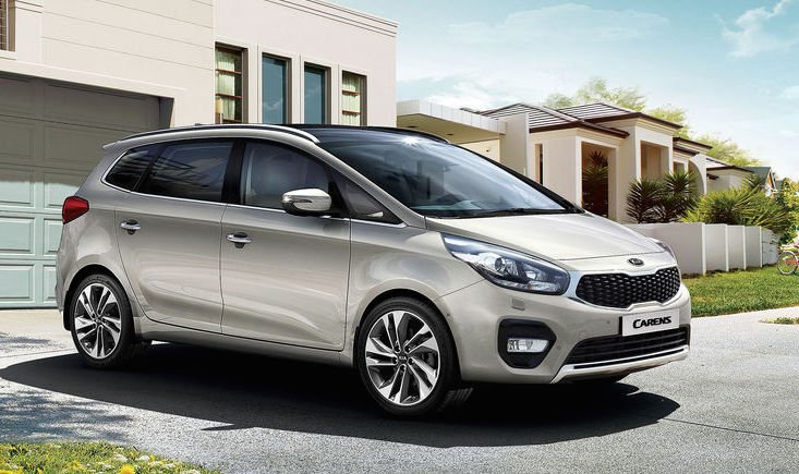New Kia Carens