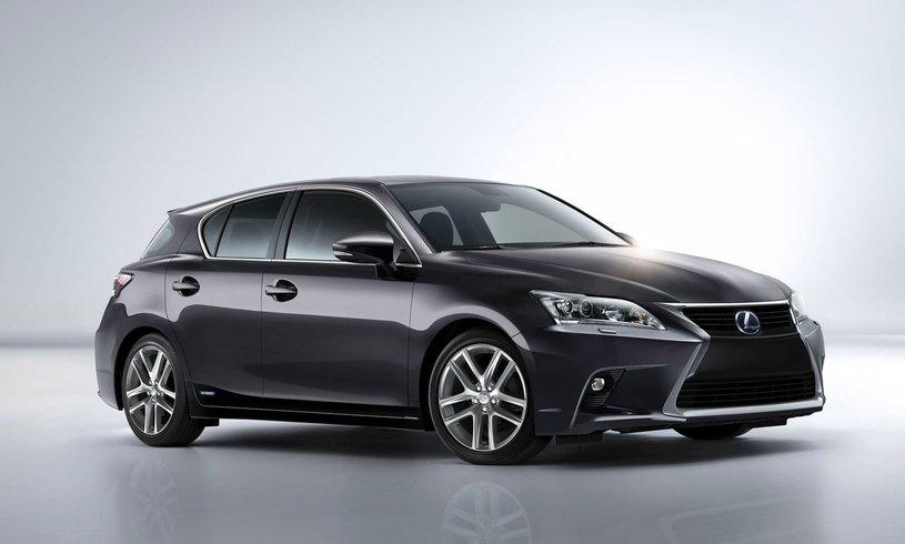 New Lexus Ct