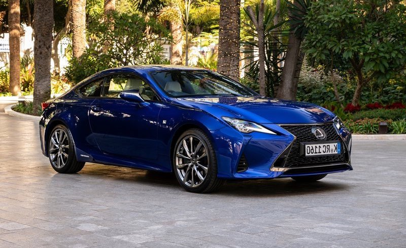 New Lexus Rc