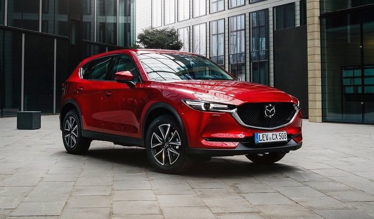 Mercedes Benz Lease >> Mazda CX-5 2.0 Sport Nav+ 5dr [Safety Pack]