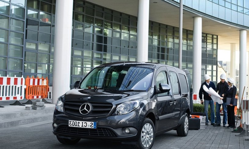 New Mercedes-Benz Citan