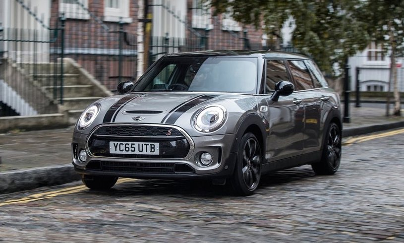 Mini Clubman Estate 1.5 Cooper Classic 6dr [Comfort Pack]