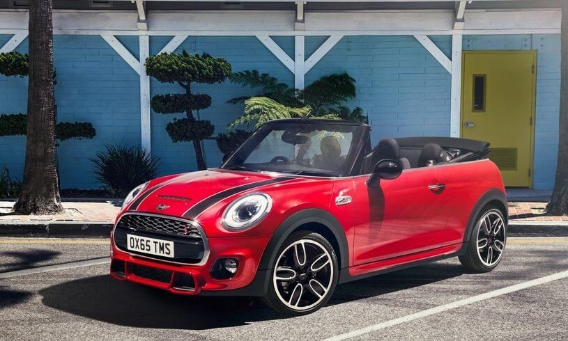 New Mini Convertible