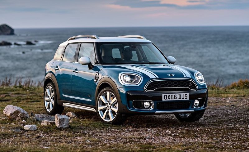 Mini Countryman Hatchback 1.5 Cooper Exclusive ALL4 5dr [Comfort/Nav+ Pack]