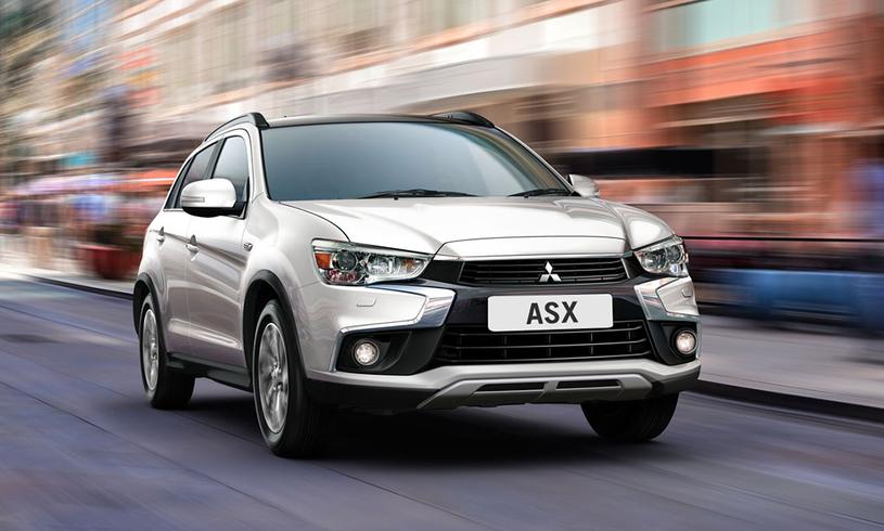Mitsubishi asx deals