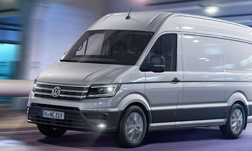 826b978547 New VW Crafter For Sale - Order Online