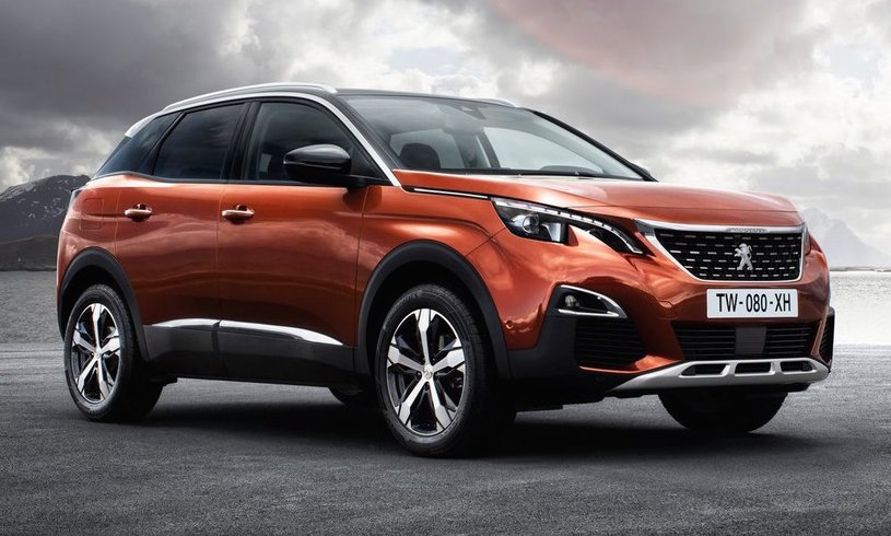 Peugeot 3008 Offers Deals From 19806 Nationwide Cars