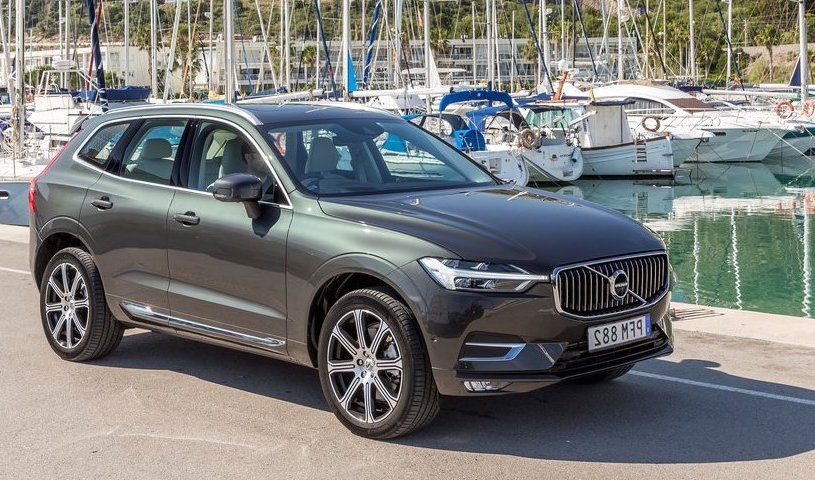 volvo xc60 diesel estate 2 0 d4 momentum 5dr awd save 1 858. Black Bedroom Furniture Sets. Home Design Ideas
