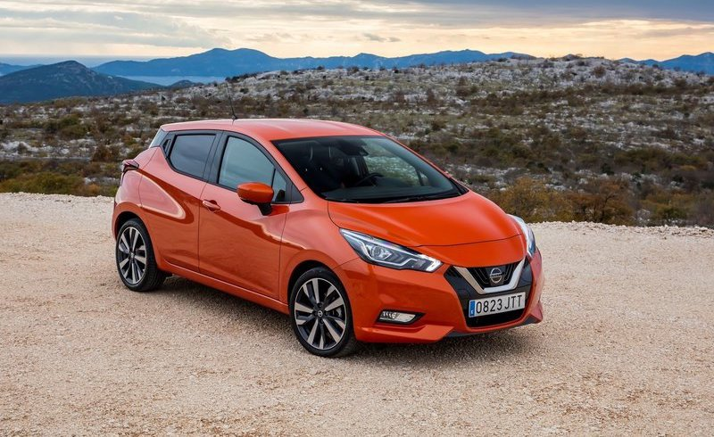 New Nissan Micra