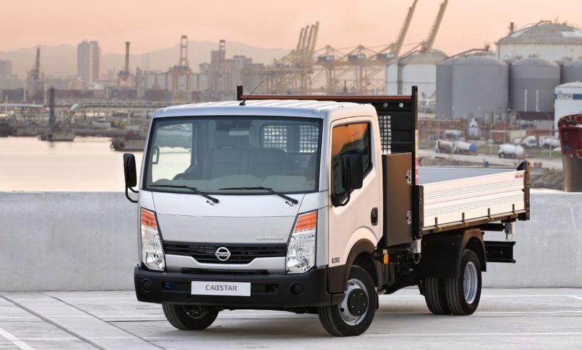 New Nissan Nt400 cabstar