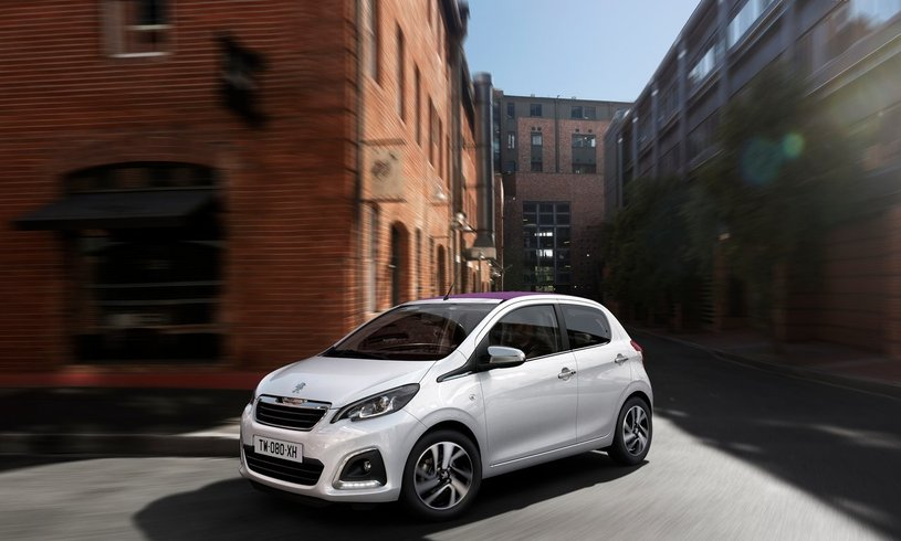 Nuevo Peugeot 108 Collection Special Edition