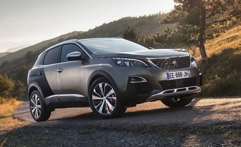 Peugeot 3008 Estate 1.6 Hybrid4 300 GT 5dr e-EAT8