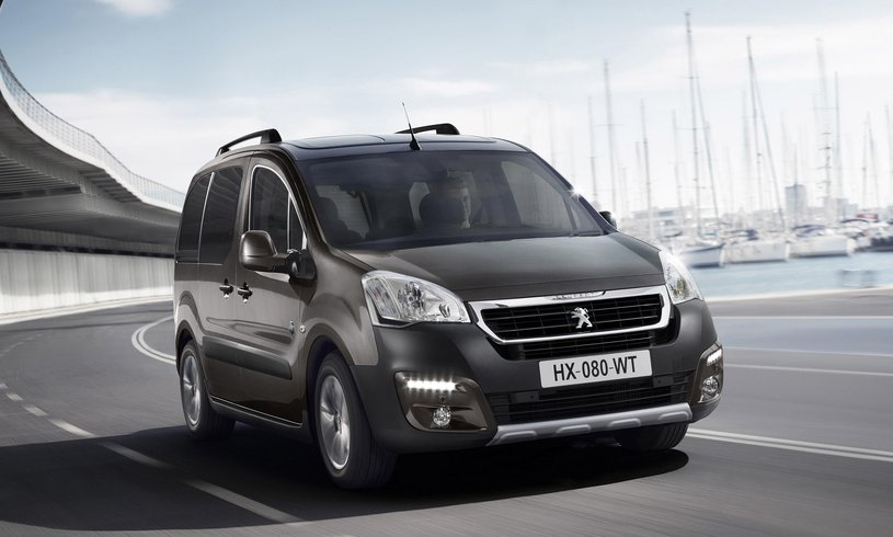 New Peugeot Partner Tepee