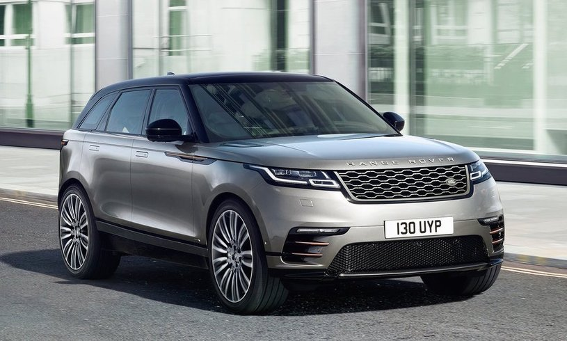 Land Rover Range Rover Velar Estate 5.0 P550 SVAutobiography Dynamic Edition 5dr Auto