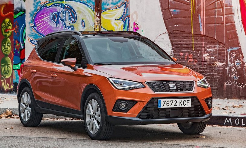 SEAT Arona Hatchback 1.0 TSI 115 Xcellence Lux 5dr DSG