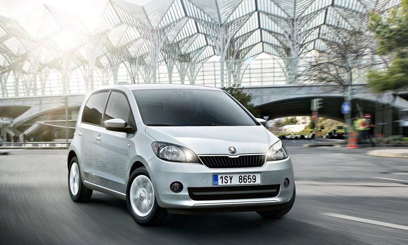 Skoda Citigoe Iv Electric Hatchback 61kW SE 37kWh 5dr Auto [40kW Charger]