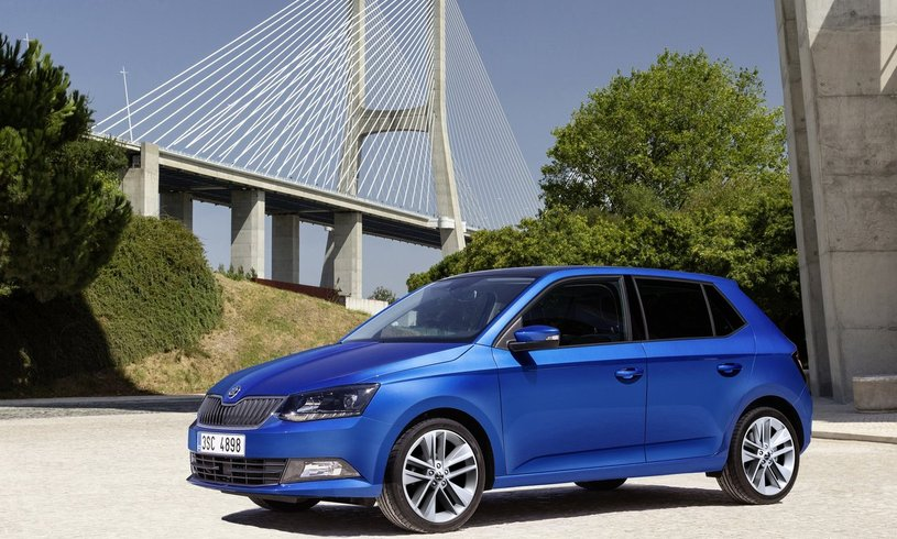 New Skoda Fabia Deals Buy Online Nationwide Cars