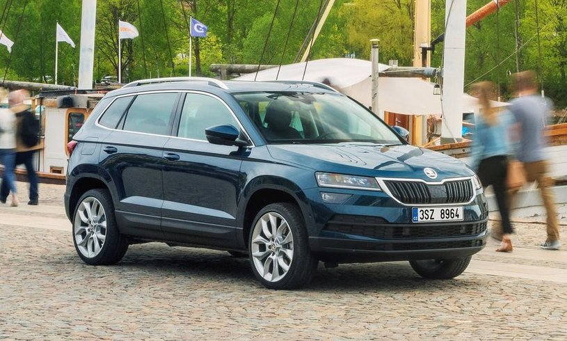 Skoda Karoq Diesel Estate 1.6 TDI SE Technology 5dr DSG