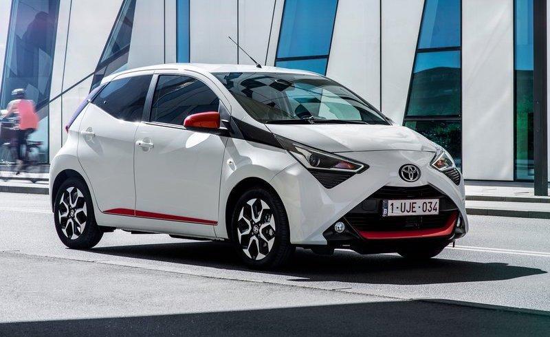 Toyota Aygo 1 0 Vvt I X Trend 5dr