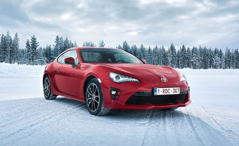 New Toyota GT86