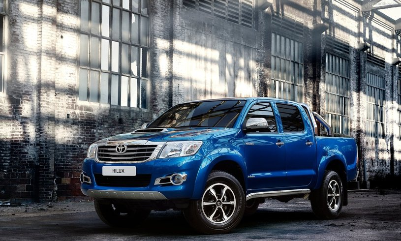 Buy New Toyota Hilux   Hilux Deals   Nationwide Cars