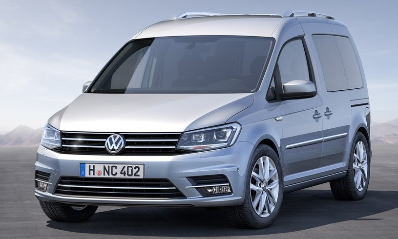 New Volkswagen Caddy Maxi Life