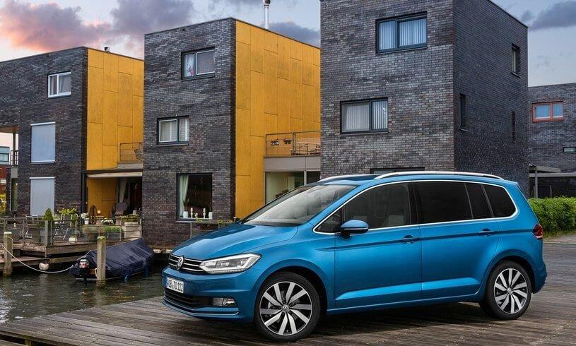 Discount Volkswagen Touran 1.2 TSI SE Family 5dr