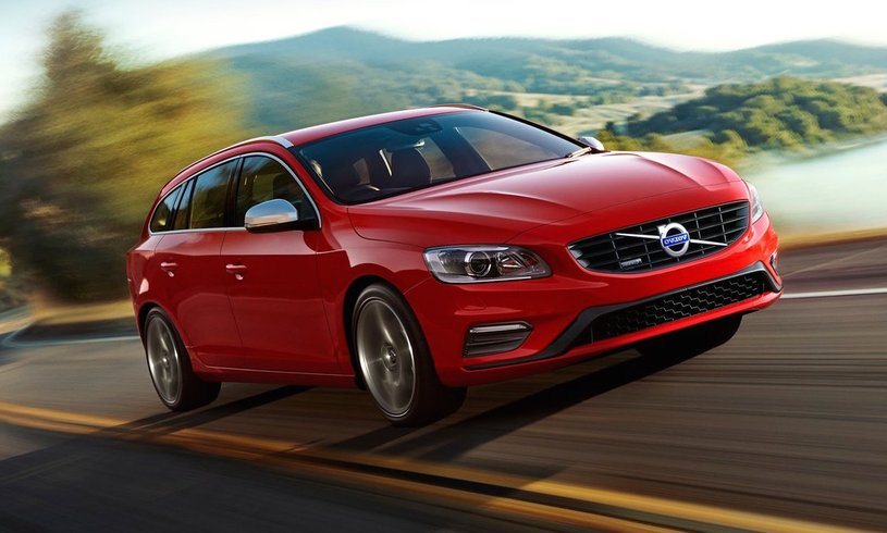 Volvo V60 Diesel Sportswagon D3 [150] Business Edition Lux 5dr