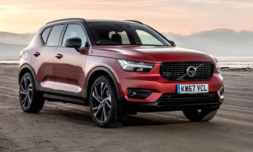 Volvo Xc40 Diesel Estate 2.0 D3 Inscription 5dr Geartronic