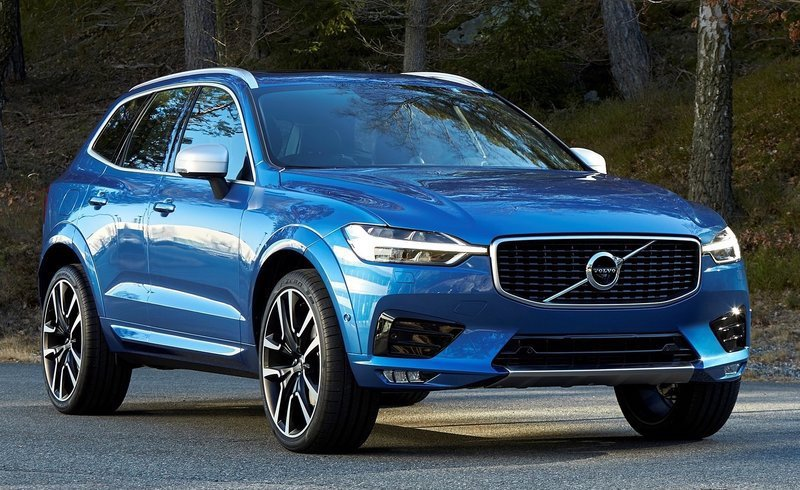 Volvo Xc60 Diesel Estate 2.0 B5 R DESIGN 5dr AWD Geartronic